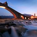 Bobbio At Dusk by Stefano Savi