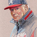 Bobby Cox by Donald Maier