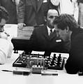 Bobby Fischer (1943-2008) by Granger