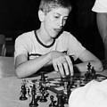 Bobby Fischer, Circa 1957 by Everett