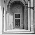Boboli Gardens Hall In Florence Italy  by John McGraw