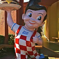 Bob's Big Boy Welcomes You by Denise Mazzocco