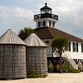 Boca Grande Lighthouse by David Lee Thompson
