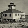 Boca Grande Lighthouse by Lois Lepisto