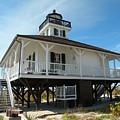 Boca Grande Lighthouse  by Rosalie Scanlon