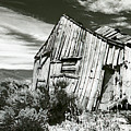 Bodie Barn by Norman Andrus