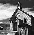 Bodie Church 1977 by Norman Andrus