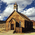 Bodie Church I by Jim And Emily Bush