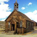 Bodie Church IIi by Jim And Emily Bush