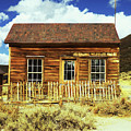Bodie Cottage by Jim And Emily Bush
