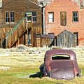 Bodie Ghost Town Old Car Eastern Sierra Photo by Kim Hawkins Eastern Sierra Gallery