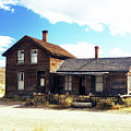 Bodie Houses by Jim And Emily Bush