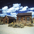 Bodie Houses II by Jim And Emily Bush