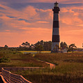 Bodie Island Lighthouse 2 by Judy Witter