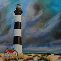 Bodie Island Lighthouse by Ned Stacey