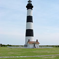 Bodie Lighthouse Nags Head Nc II by Brett Winn