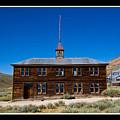 Bodie Schoolhouse by Chris Brannen