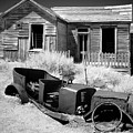 Bodie Time Capsule by Duane Middlebusher