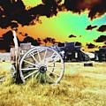 Bodie Wagon by Jim And Emily Bush