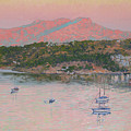 Bodrum.pink Sunrise by Simon Kozhin