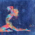 Bodyscape In D Minor - Music Of The Body by Nikki Marie Smith