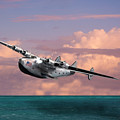 Boeing 314 Clipper by Tony Pierleoni