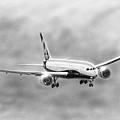 Boeing 787 by Douglas Castleman