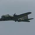 Boeing B-17 Flying Fortress by Philip Pound