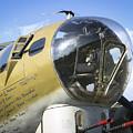 Boeing B-17 Flying Fortress by Ricky L Jones