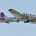 Boeing B-17g Flying Fortress by Alan Toepfer