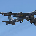 Boeing B-52 Stratofortress by L Brown