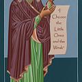 Bogolubskaya Icon Of The Mother Of God 151 by William Hart McNichols