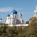 Bogolyubov Monastery by Sergei Dolgov