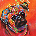 Pug by Patricia Lintner
