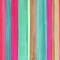 Boho Stripe- Art By Linda Woods by Linda Woods