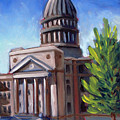 Boise Capitol Building 01 by Kevin Hughes