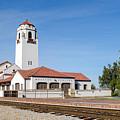 Boise Depot-elevation 2753 by Shanna Hyatt