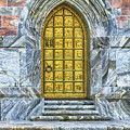 Bok Tower Door by Deborah Benoit