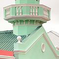 Bokaap Mosque by Bob VonDrachek