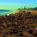 Bokeh Beach by RJ Aguilar