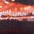 Bokeh - Rainy Night On Mercer Street by Grant Ham