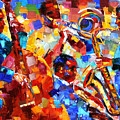Bold Jazz Quartet by Debra Hurd