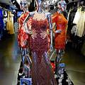 Bold Mannequins Fashion Display In Palma Majorca Spain by Richard Rosenshein