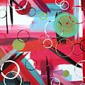 Bold Whimsy by Jilian Cramb - AMothersFineArt