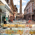 Bologna Artworks Of The City Hanging In  by Luca Lorenzelli