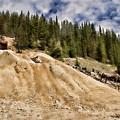 Bon Ton Mine Ruins by Lana Trussell