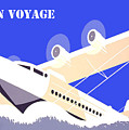 Bon Voyage 1 by Bruce