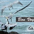 Bon Voyage by Cecille Gagne