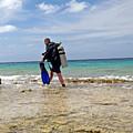 Bonaire Shore Diving 3 by June Goggins