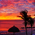 Bonaire Sunset 1 by Stephen Anderson
